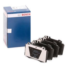 Bosch 0/986/494/576/Juego de Pastillas de Freno