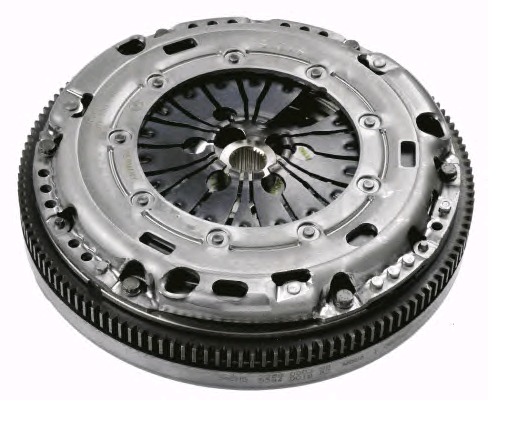 Clutch set 2289 000 299 SACHS — only new parts