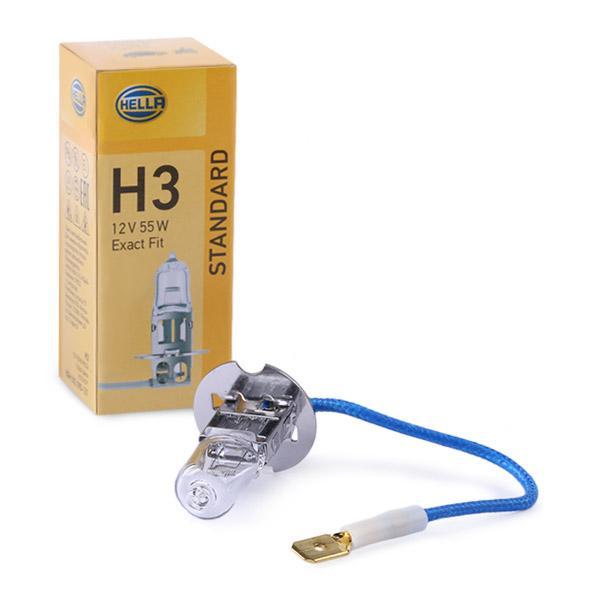 HELLA Glühlampe, Fernscheinwerfer 8GH 002 090-131
