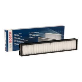 M5060 BOSCH Partikelfilter Breite: 89mm, Höhe: 43mm, Länge: 498mm Filter, Innenraumluft 1 987 435 060 günstig kaufen