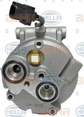 8FK 351 334-551 Kompressor HELLA - Markenprodukte billig