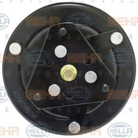 8FK351334-551 Klimaanlage Kompressor HELLA Erfahrung