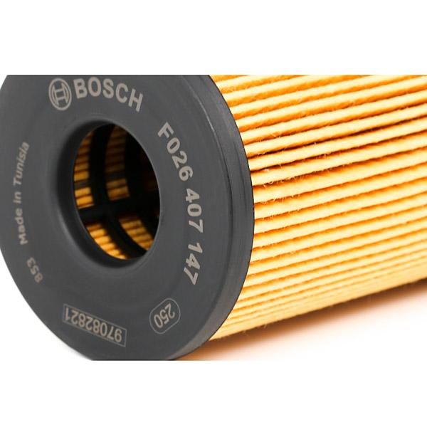 F 026 407 147 Engine oil filter BOSCH - Cheap brand products