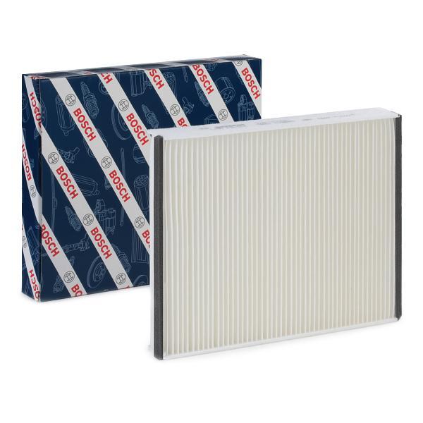 Köp BOSCH 1 987 435 018 - Värme / ventilation till Volvo: Partikelfilter B: 202mm, H: 36mm, L: 260mm