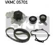 Vattenpumpar + kamremssats VKMC 05701 som är helt SKF otroligt kostnadseffektivt