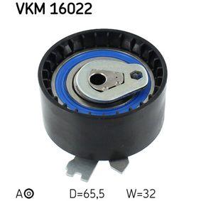 VKM 16022 SKF Spannrolle, Zahnriemen VKM 16022 günstig kaufen