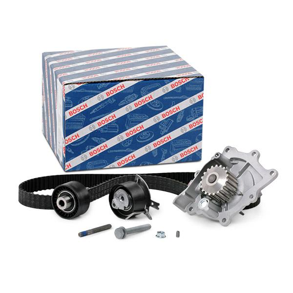 BOSCH Water pump and timing belt kit 1 987 946 496