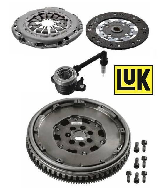 LuK   Kit d'embrayage 600 0197 00