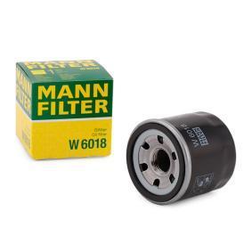 Mann Filter W6018 Filtro de Aceite