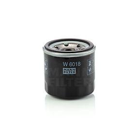 W6018 Filter MANN-FILTER Erfahrung