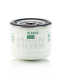 FORD FIESTA 2017 Motorölfilter - Original MANN-FILTER W 9050 Innendurchmesser 2: 75mm, Innendurchmesser 2: 75mm, Ø: 93mm, Außendurchmesser 2: 88,6mm, Höhe: 85,5mm