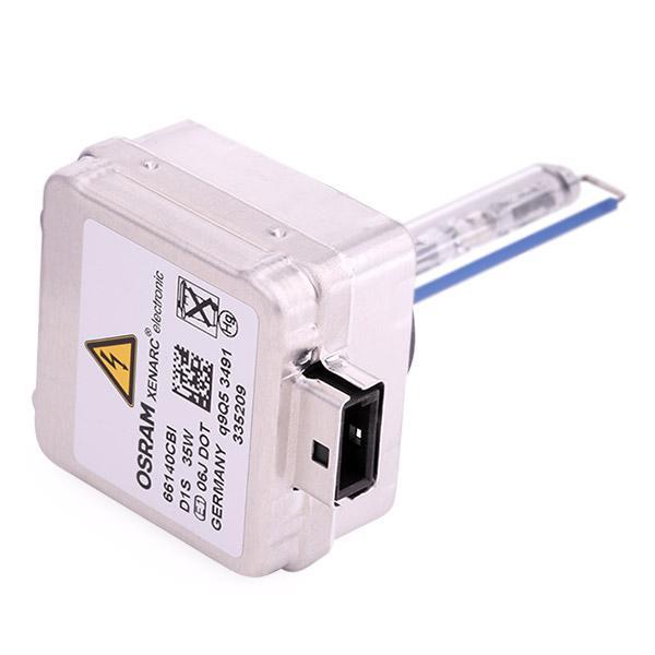66140CBI Крушка с нагреваема жичка, фар за дълги светлини OSRAM - опит
