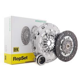LUK Kupplungssatz RepSet mit Ausrücklager 624 3562 00