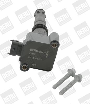 Buy Ignition coil pack BERU ZS177 Number of Poles: 3-pin connector, Number of connectors: 1