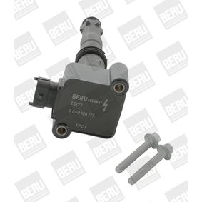 0040100177 BERU Spark Spring Number of Poles: 3-pin connector, Number of connectors: 1 Ignition Coil ZS177 cheap