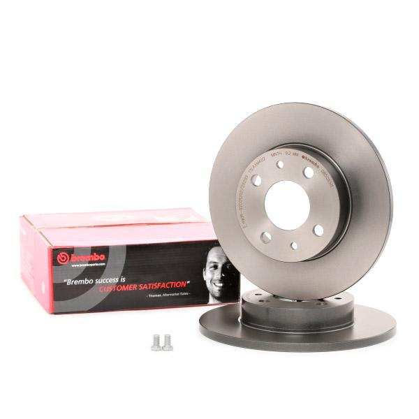 BREMBO   Спирачен диск 08.5085.11