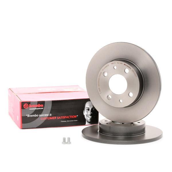 BREMBO   Brake Disc 08.5085.11