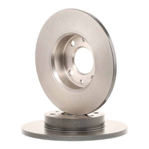 08508511 Спирачен диск BREMBO 08.5085.11 - Голям избор — голямо намалание
