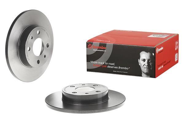 08.5085.11 Спирачен диск BREMBO - на по-ниски цени
