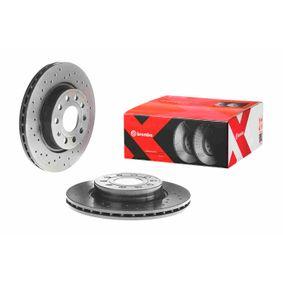 0991671X Brake Disc BREMBO 09.9167.1X - Huge selection — heavily reduced