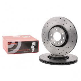 0993691X Brake Disc BREMBO 09.9369.1X - Huge selection — heavily reduced