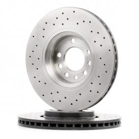 09.9369.1X Brake Disc BREMBO - Experience and discount prices