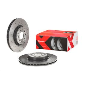 09.9772.1X Brake Disc BREMBO original quality