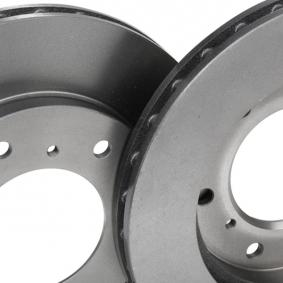 09.9996.11 Disco de freno BREMBO Test