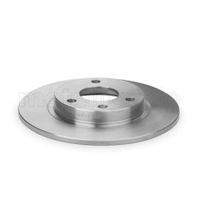 800-1500 CIFAM Voll, mit Radlager Ø: 300,0mm, Lochanzahl: 5, Bremsscheibendicke: 11,0mm Bremsscheibe 800-1500 günstig kaufen