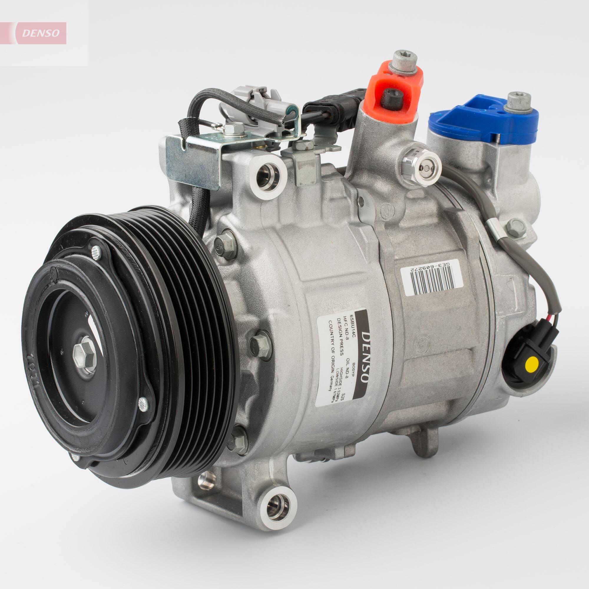 Kompressor Klimaanlage DENSO DCP05104