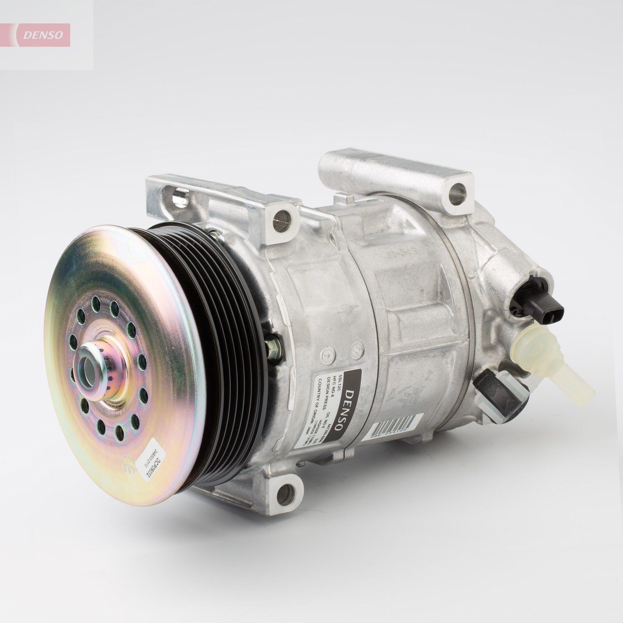 Original FIAT Kompressor Klimaanlage DCP09032