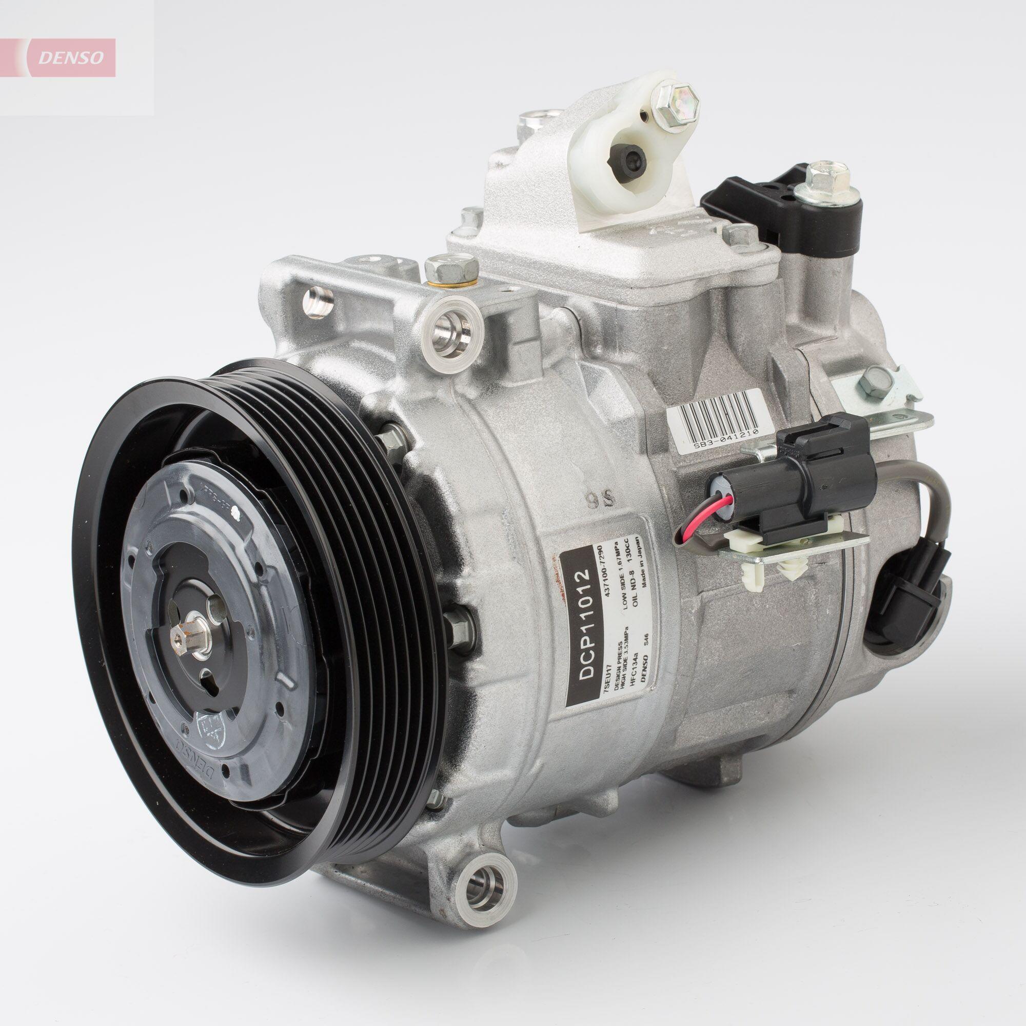 Original JAGUAR Kompressor Klimaanlage DCP11012