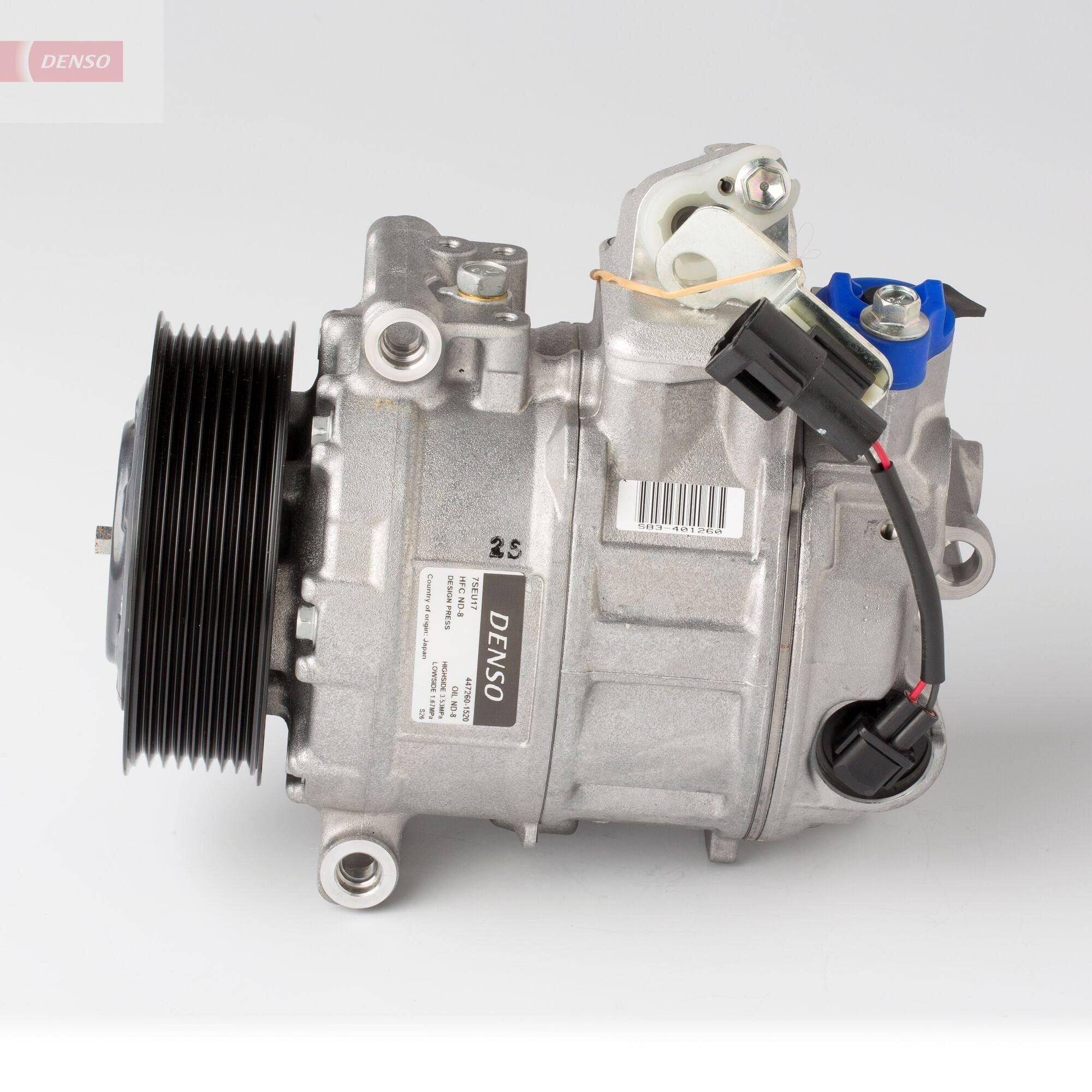Original LAND ROVER Kompressor Klimaanlage DCP14019