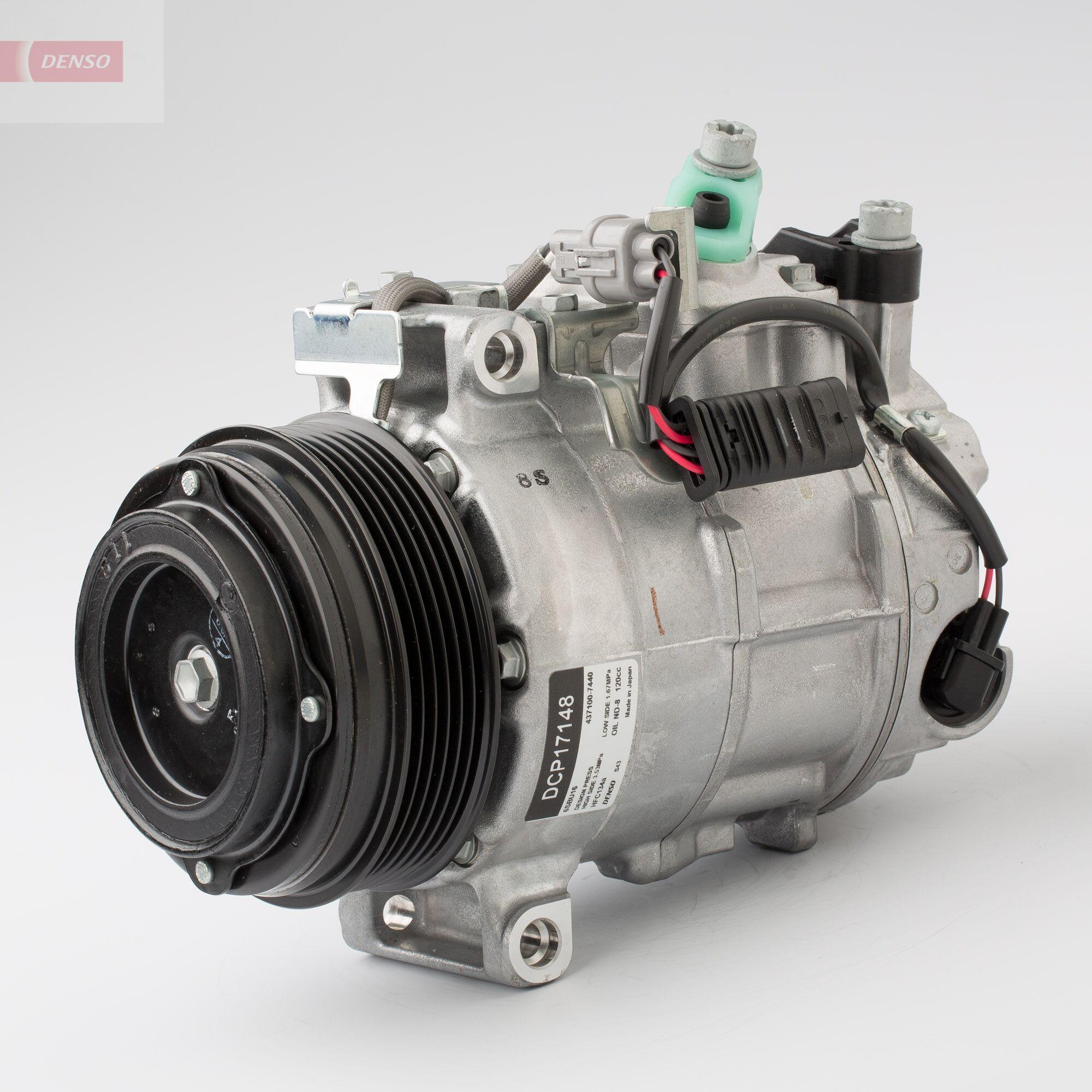 Original MERCEDES-BENZ Kompressor DCP17148