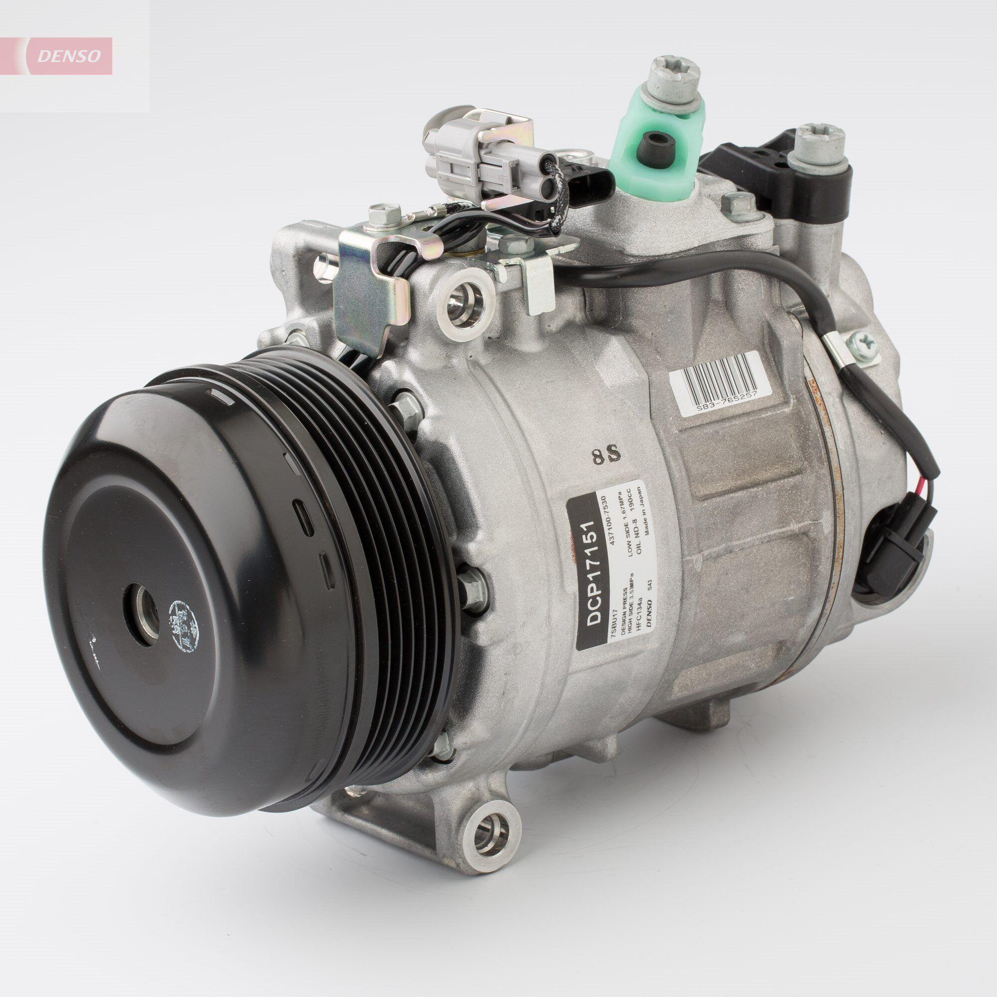 Original MERCEDES-BENZ Kompressor Klimaanlage DCP17151