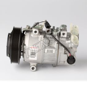 DCP23035 DENSO PAG 46, Kältemittel: R 134a Riemenscheiben-Ø: 125mm Kompressor, Klimaanlage DCP23035 günstig kaufen