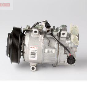 DCP23035 Kompressor, Klimaanlage DENSO DCP23035 - Große Auswahl - stark reduziert