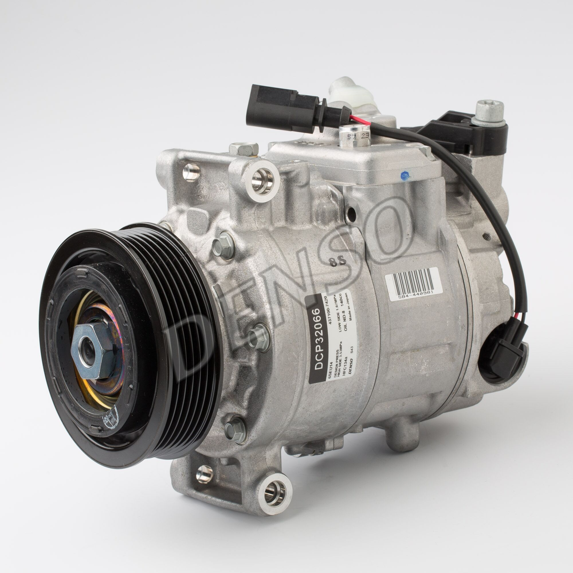 Original VW Klimakompressor DCP32066