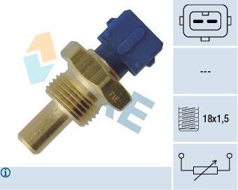 Sensor, Kühlmitteltemperatur FAE 33687 mit 16% Rabatt kaufen