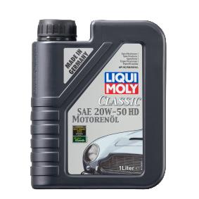 CC LIQUI MOLY Classic Motor Oil, HD 20W-50, 1L, Aceite mineral Aceite de motor 1128 a buen precio