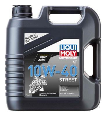 Двигателно масло LIQUI MOLY 1243 MT YAMAHA
