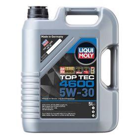 2316 Aceite de motor LIQUI MOLY OpelGMLLA025 - Gran selección — precio rebajado