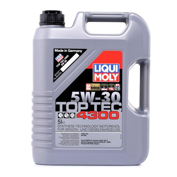 2324 LIQUI MOLY Motoröl Bewertung