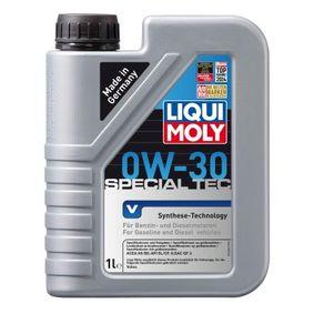 2852 Óleo do motor LIQUI MOLY ILSACGF3 Enorme selecção - fortemente reduzidos