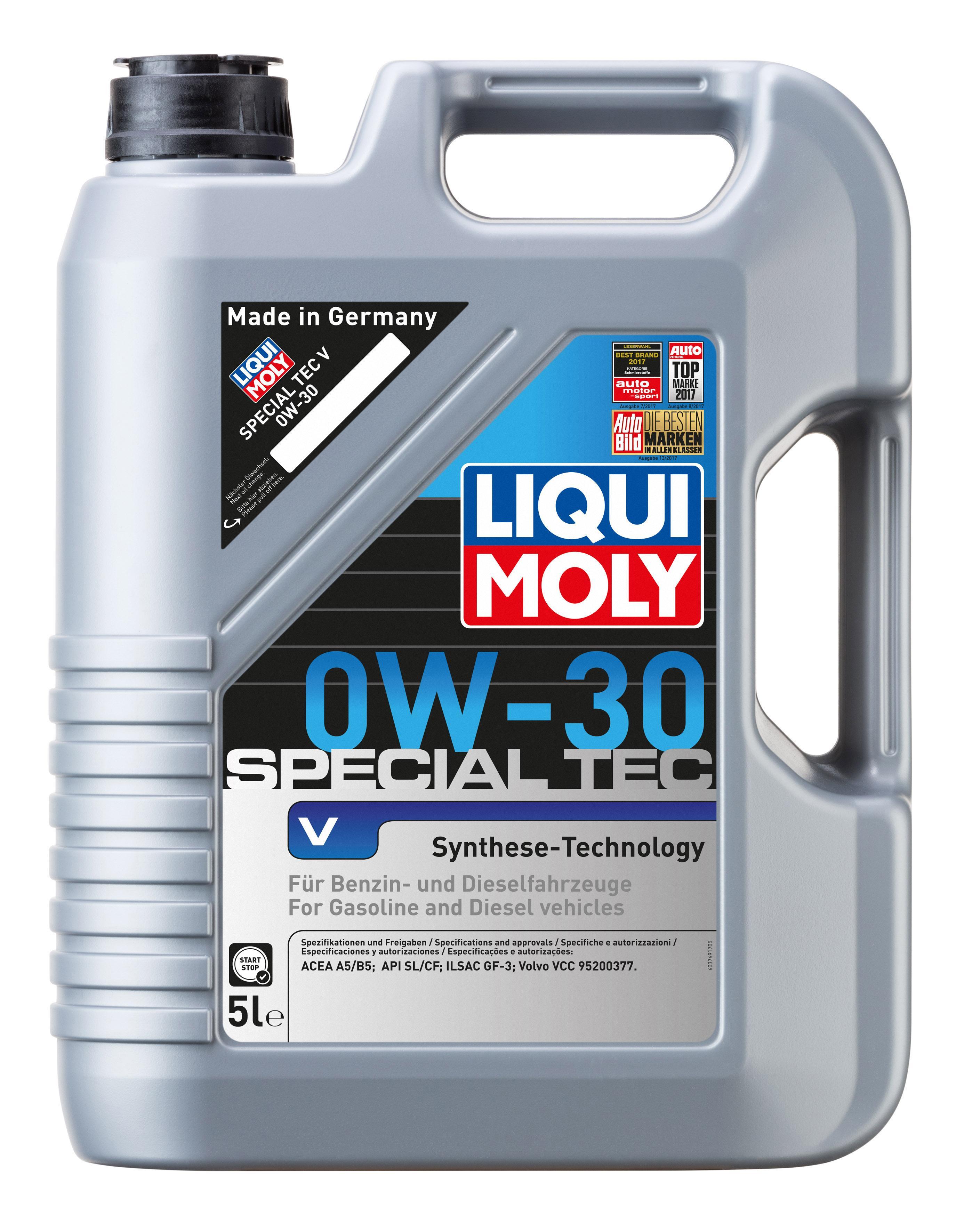 Original Olej do silnika 2853 Lexus