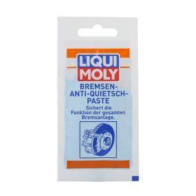 P000411 LIQUI MOLY Vikt: 10g Bromscylinderpasta, broms / koppling 3078 köp lågt pris