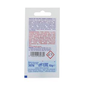 3078 Bromscylinderpasta, broms / koppling LIQUI MOLY - Billiga märkesvaror