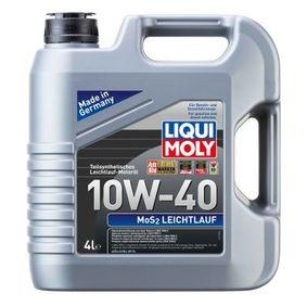 APICF LIQUI MOLY МoS2, Leichtlauf 10W-40, 4l, Teilsynthetiköl Motoröl 6948 günstig kaufen
