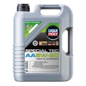 7532 Motoröl LIQUI MOLY Subaru - Große Auswahl - stark reduziert