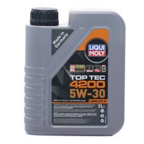 VW50301 LIQUI MOLY Top Tec, 4200 5W-30, 1I, Complet sintetic Ulei de motor 8972 cumpără costuri reduse